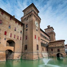 Gran tour tra Ferrara e Ravenna