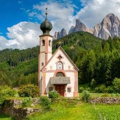"""Gran tour delle Dolomiti """"Il fascino Alpino"""""""