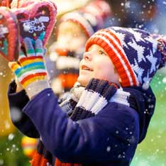 """Lucerna """"Il Mercatino di Natale"""""""